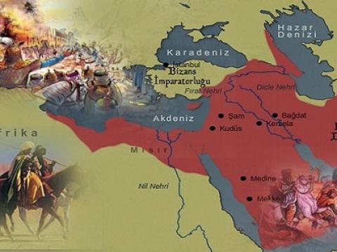 4 Halife Donemi Savaslari Fetihleri Antlasmalari - 4 Halife Dönemi Yapılan Savaşlar - Antlaşmalar ve Fetihler