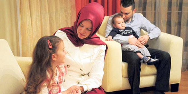 islamda aile hayati - Aile Kurma ve Ailenin Önemi - Aile Hakkında Ayet ve Hadisler
