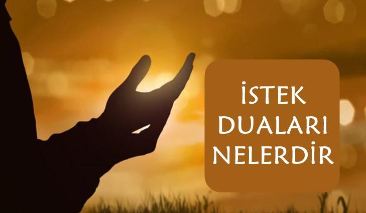 İstek duası