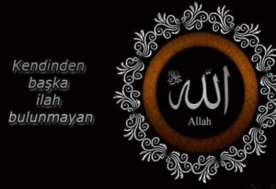 Allahın isimleri