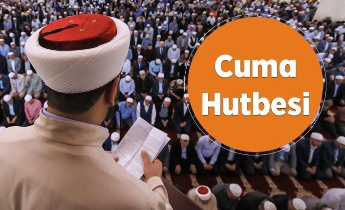 Cuma Hutbesi