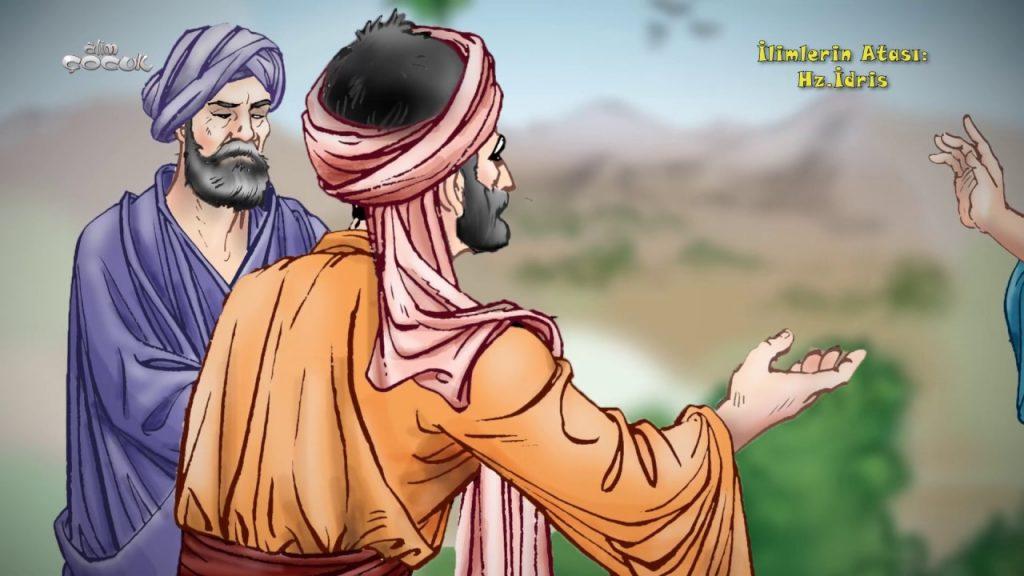 Hz. İdris Peygamber